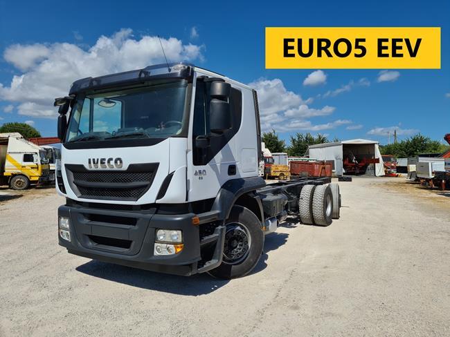 IVECO STRALIS 450 EURO5 CAMBIO ZF – 2080